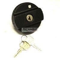 ガソリンキャップ-Locking(Fiat 500)