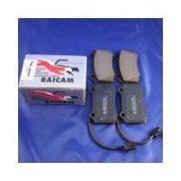 フロントブレーキパッド-Raicam製(エボ1・2)
