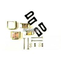 バンパー用フィッティングキット(Zinc Metal)(Fiat 500)