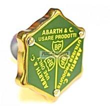 他の写真1: Abarth オイルフィラーキャップ(Green/Red/Yellow)