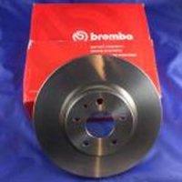 リアブレーキディスク-Brembo製(エボ1・2)