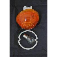 フロントインジケーターランプ(ウインカー)/Amber(Fiat 500)
