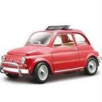 画像2: フロントバンパー(クロム)(Fiat 500)