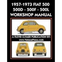 ワークショップマニュアル(Fiat 500)